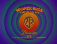 Looney Tunes studio card 27
