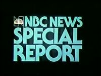 NBC News Special Report (1979)