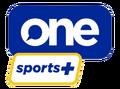 One Sports plus logo