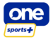 One Sports plus logo