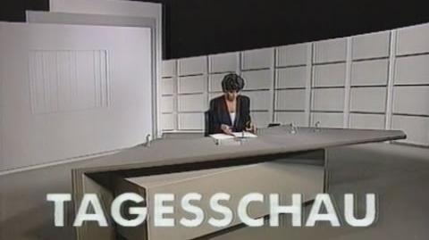 Schweizer Fernsehen - Tagesschau Intro (1990)