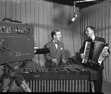 Seattle KING-TV-Barduhn-Boreson-1950