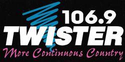 Twister 106.9 KTPK