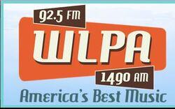 WLPA 92.5 FM 1490 AM