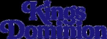 1975 Kings Dominion Logo