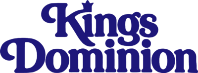 1975 Kings Dominion Logo