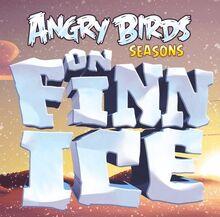 Angry Birds Seasons Loading Screen On Finn Ice
