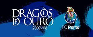 Dragoes de Ouro 2008