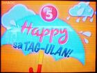 Happy Tag-Ulan 2014