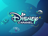 Disney Channel (International)/Wordmark (Item Graffiti Age) Logo Idents
