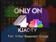 KJAC-TV 4 Come Home to the Best 1988
