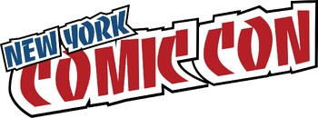 New York Comic Con logo svg