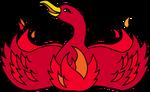 Phoenix and Firebird logo