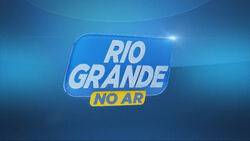 Rio Grande No Ar - Rede Record 2016