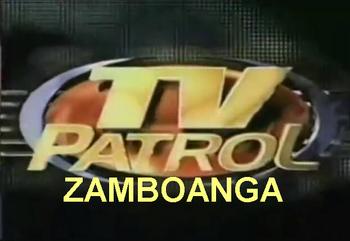 TV Patrol Zamboanga 2001