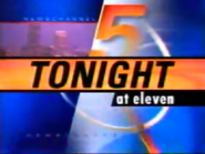 WEWS Tonight at 11 Logo 2002