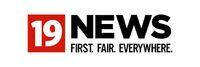 WOIO 19 News logo 2019