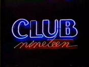 WOIO Club Nineteen