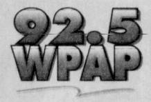 WPAP - 92.5 WPAP -June 12, 1994-