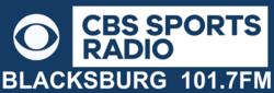 WWBU CBS Sports Radio 101.7 FM