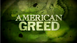 American-Greed
