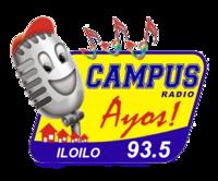 Campus Radio 93.5 Iloilo Logo 2008