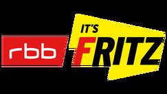 Fritz with tagline