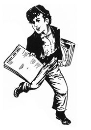 Gannett logo 1947