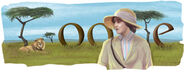 Google Karen Blixen's Birthday