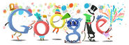 Google New Year's Eve