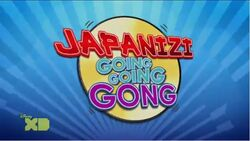 Japanizi Going Going Gong