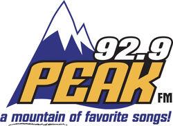 KKPK 92.9 Peak FM