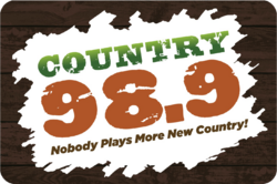 KVRQ Country 98.9