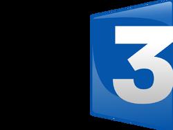 Logo France 3 alsace 2011