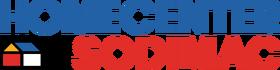Logohomecentersodimac1992