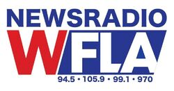 Newsradio WFLA 94.5 105.9 99.1 FM 970 AM
