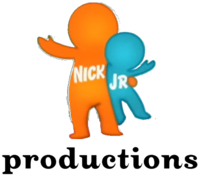 Nick Jr. Productions 2005 Print logo