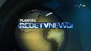 Plantão da RedeTV 2011