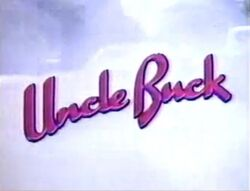 Uncle buck-show