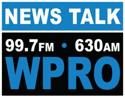 WPRO 99.7 FM 630 AM