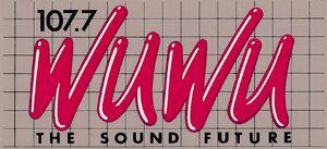 WUWU - Mid-1980s