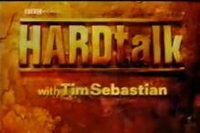 BBC HARDtalk titles 2001
