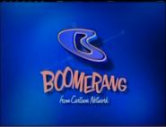 Boomerang logo On Promos