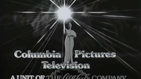 Columbia Pictures Television B&W logo (1982)