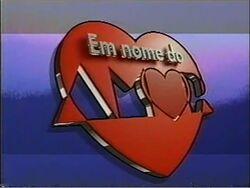 Em Nome de Amor 1997