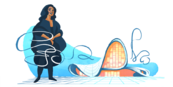 Google Celebrating Zaha Hadid