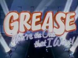 Greaseonewant