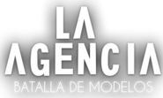 La agencia logo