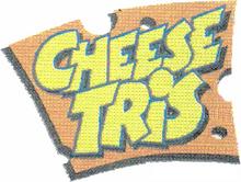 Logo cheese tris antiguo