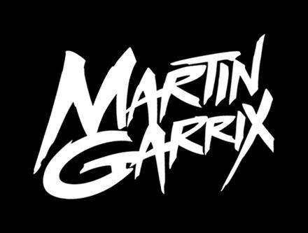 Martin Garrix Logo 2014